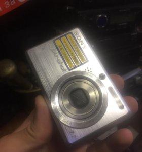 Фотоаппарат Sony без аккумулятора DSC-S750