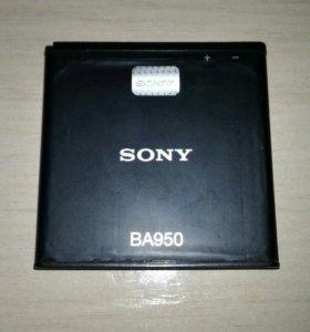 АКБ BA950 Sony Xperia ZR