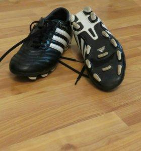 Бутсы Adidas adi nova