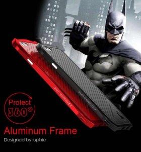 Бампер Batman для iPhone 5,5s,5se