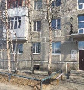 Квартира, 3 комнаты, 50.5 м²