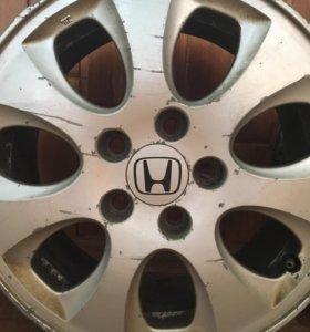 диски Honda Accord r16
