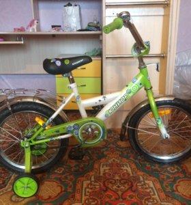 Велосипед 6-8 лет