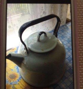 Чайник новый. ССР. 3,5 литра