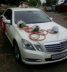 Авто на свадьбу.
