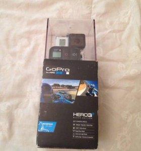 GoPro 3+ black edition