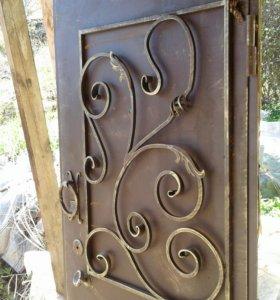 Дверь сейфовая