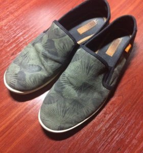 обувь на лето эспадрильи (bershka)