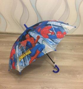 Зонт ( детский ) Человек паук