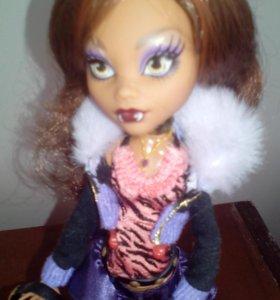 Кукла Monster High.Clawdeen