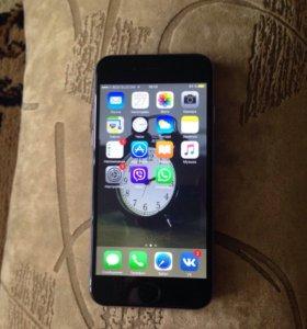 Apple iPhone 6 16 gb space grey