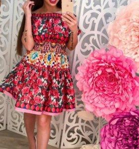 Платье лето💖