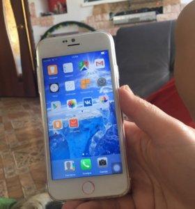 Копия iPhone 6. Blackview ultra А6.