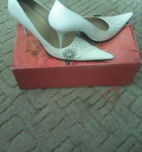 Туфли женские свадебные