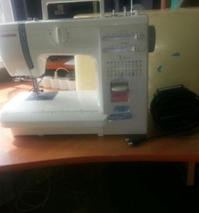 Швейная машинка janome 419 s.