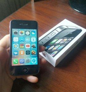 Телефон iPhone 4s, 8гб