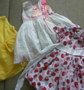 Платья для маленькой красавицы