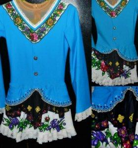 Платье Кадриль, 128-135, фигурное катание
