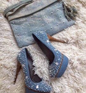 Туфли+сумка