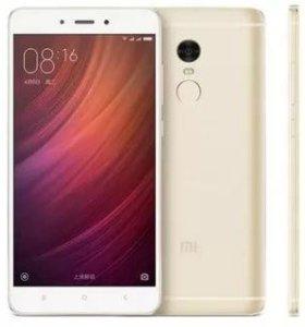Xiaomi Redmi Note 4 64Gb+3Gb Gold