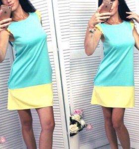 Продам новое платье р-р 44 (не подошёл по размеру)