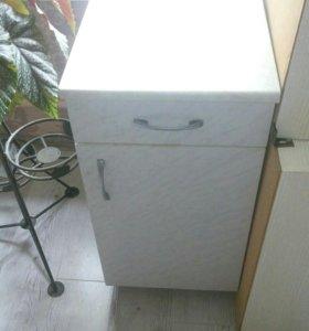 Тумба стол для кухни 40см