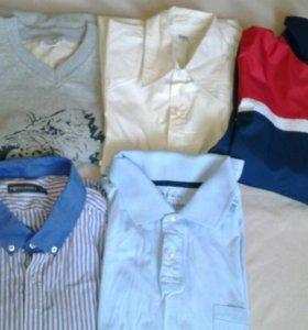 Рубашки,толстовки