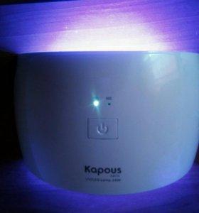 Профессиональная UV/LED лампа 24W