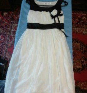 Платье шифон.