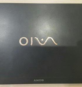 Ультрабук Sony Vaio