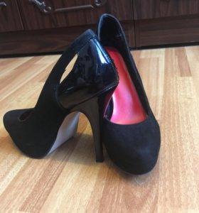 Туфли на каблуке 12см