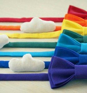 Стильные галстуки-бабочки на заказ