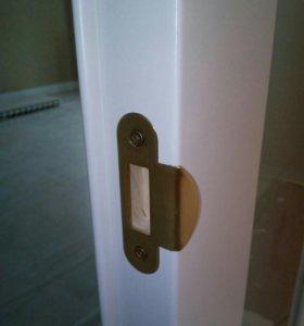 Установка меж комнатных дверей