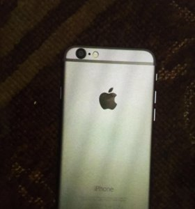 Apple 6 черный