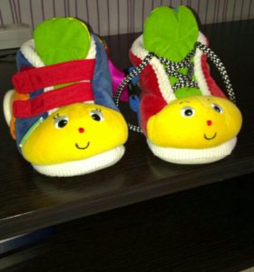 Игрушка-ботиночки