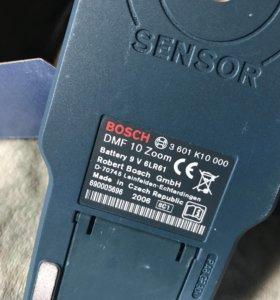 Детектор скрытой проводки Bosch DMF 10 Zoom