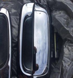 Ручки дверей хром Lexus gs300, aristo jzs161