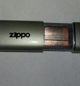 Карманная пепельница zippo