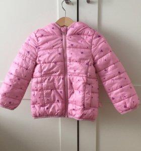 Куртка Benetton размер 1-2 года