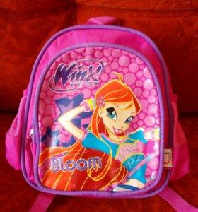 Рюкзак детский Winx