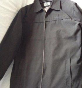 Куртка замшевая мужская