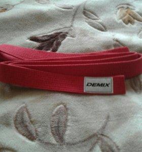 Красный Пояс для карате