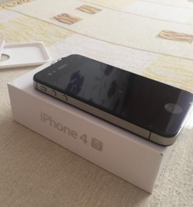 iPhone 4S 16Gb Новый!