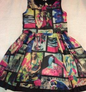 Платье рост: 134-140