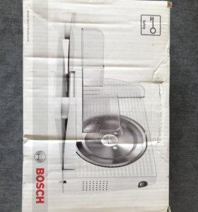 Измельчитель, ломтерезка Bosch