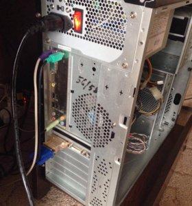 Персональный компьютер и монитор