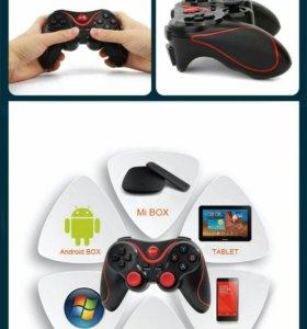 Беспроводной геймпад для iphone, android, PC