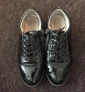 Ботинки. Размер 35