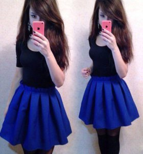 Новая юбка Xs-S