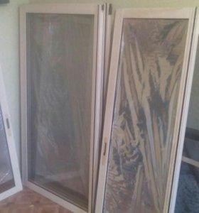пластиковые окна(балкон)
